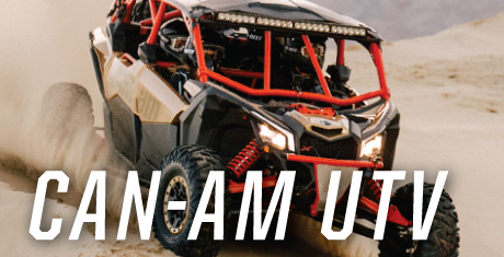Buy Can-Am OEM Accessories | Parts Pit Stop